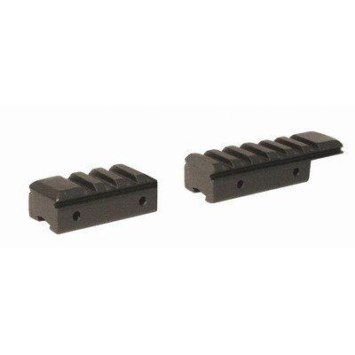"Hawke - Zielfernrohr-Montage-Adapter für Weaver Picatinny HM17013 , 2-teilig - 11mm / 3/8"""