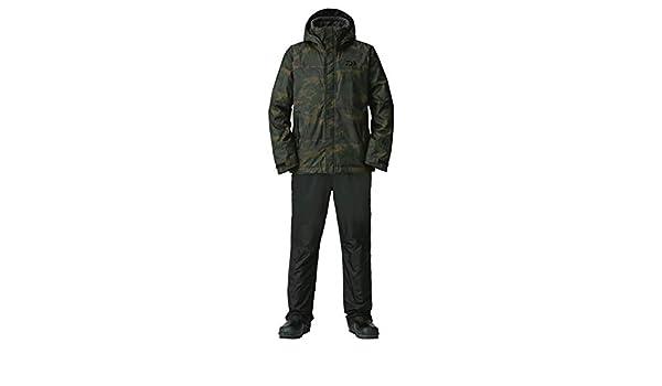 Angelsport XL DW-3208 Winter Thermoanzug Winteranzug 2-tlg Daiwa Rainmax EHL Wintersuit Gr