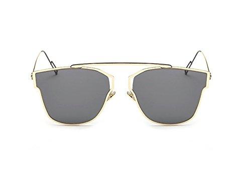 Generic Women Luxury Cat Eye Sun Glasses Frame UV400- Color7