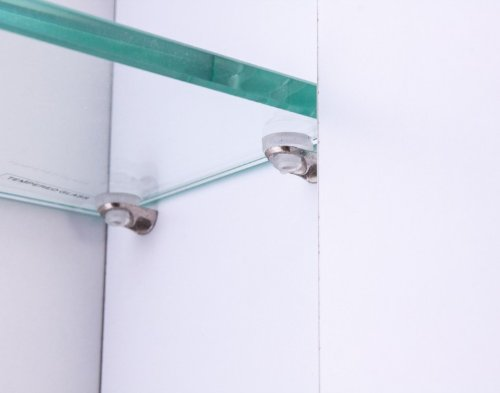 Großer Spiegelschrank Curve, 120 cm - 5