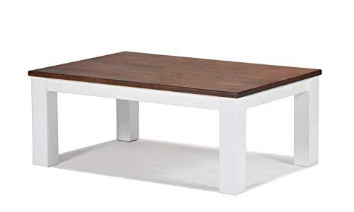 Naturholzmöbel Seidel Couchtisch Wohnzimmer Tisch Rio