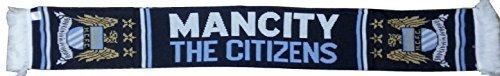 Manchester City los ciudadanos bufanda