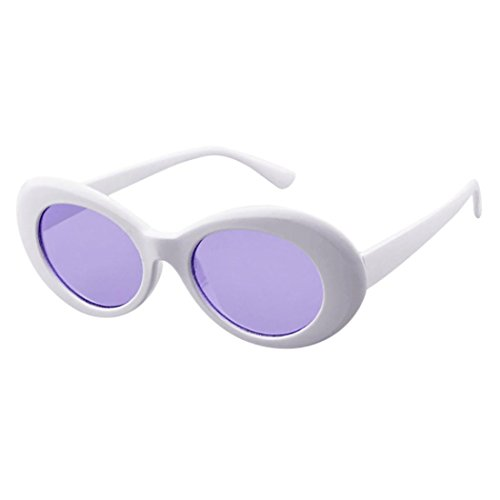 SuperSU Damen Mode Sonnenbrille Vintage Clout Goggles Unisex Sunglasses Nachtsichtbrille Eyewear...