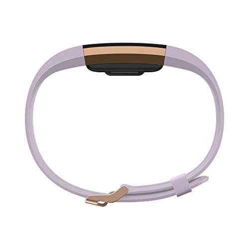 Fitbit Charge 2 Special Edition Lavendel/Rosé-Gold - 4