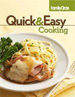 Family Circle Quick & Easy Cooking, Vol. 4 by Family Circle Magazine (2011-05-03) -