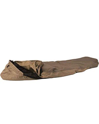 Mil-Tec 3 lagiger Schlafsack Überzug wasserundurchlässige Schlafsackhülle Modular Coyote