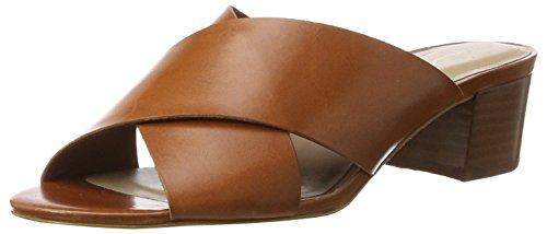 Aldo Women Gello Open Toe Sandals, Brown (Medium Brown), 7 UK 40...