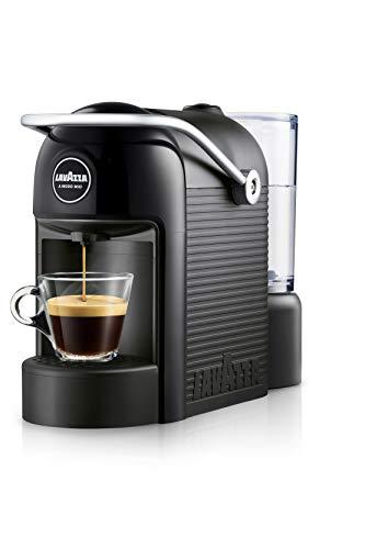 Lavazza A Modo Mio Jolie Black - Cafetera de cápsulas, 1250 W, 0,6 litros, ABS, color negro
