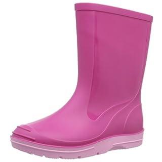Beck Basic 486 Mädchen Gummistiefel, Pink (pink 06), EU 21