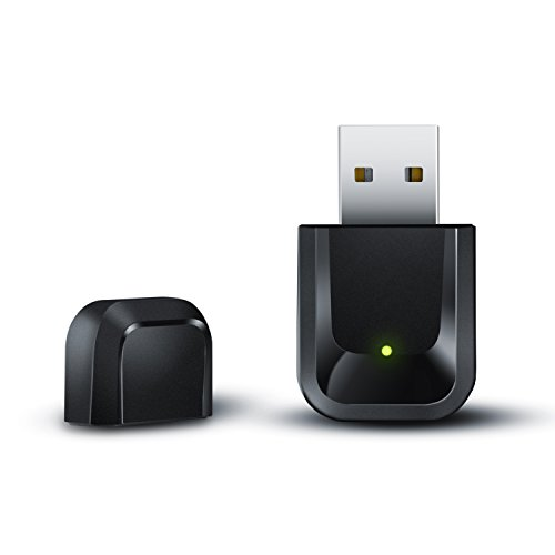 CSL - 300 Mbit/s WLAN USB Stick | Adapter Stick Wireless LAN WiFi Dongle | für PC + Mac | 2T2R MIMO