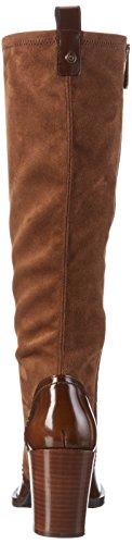 Tommy Hilfiger P1285enelope 11c, Bottes hautese femme Marron - Braun (Coffee 211)