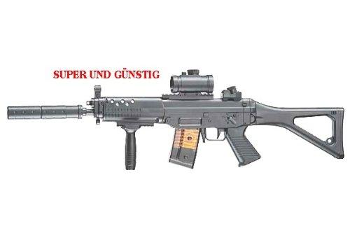 Softair Gewehr Combat Zone RS2, elektrisch