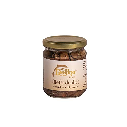 Filetti di Alici in Olio d'Oliva - 314