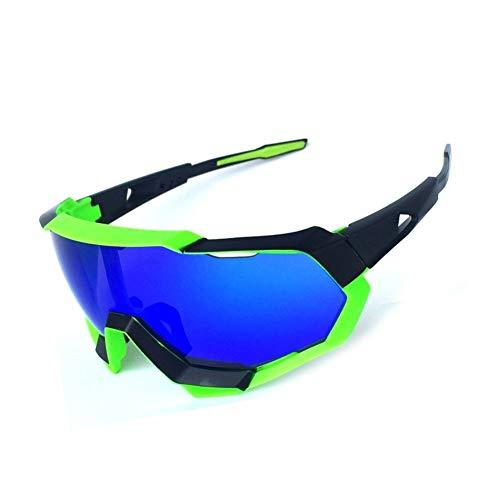 FELICIOO Reitbrille UV-Schutz für Outdoor-Sportarten (Farbe : E)