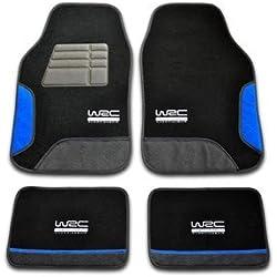 WRC 007436 Tapis de Voiture Universel