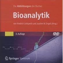Bioanalytik, 1 DVD-ROM Alle Abbildungen des Buches. Für Windows 98/98SE/98ME/NT 4.0 SP2/2000/XP/Vista/7, Mac OS 9/OS X, Linux