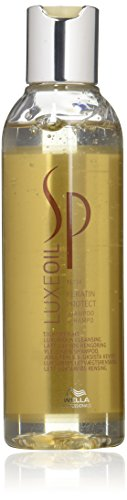 Wella Sp Luxe Oil Keratin Protect Shampoo - 200 ml