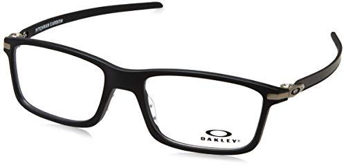 Ray-Ban Herren 0OX8092 Brillengestelle, Schwarz (Satin Black), 54