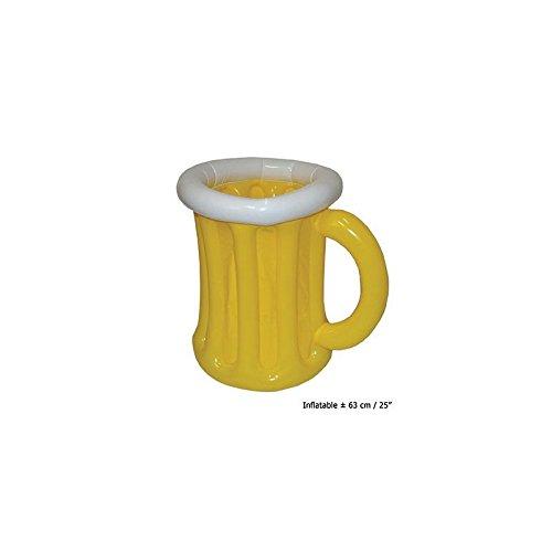 Bicchiere di birra gigante gonfiabile