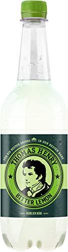 Thomas Henry Bitter Lemon EW, 6er Pack, EINWEG (6 x 750 ml)