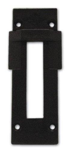 Contropiastra per Serrature (940-960-970 ) Feb Art. 6819/1 in nylon nero