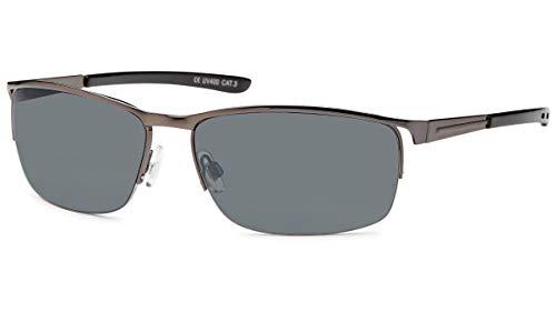 BEZLIT Sonnenbrillen Elegantebrille Sonnenbrille Retro Flieger B473 Schwarz