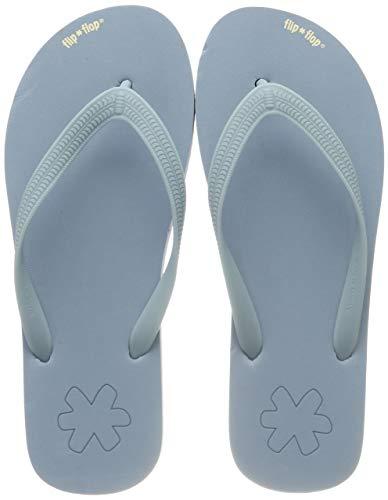 flip*flop Damen Originals Zehentrenner, Blau (Wintersky 4004), 41 EU
