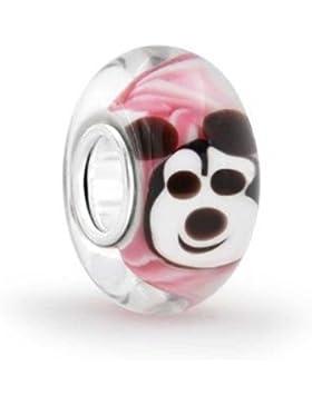 Bling Jewelry Maus wie die Micky Aus Murano-glas Sterling