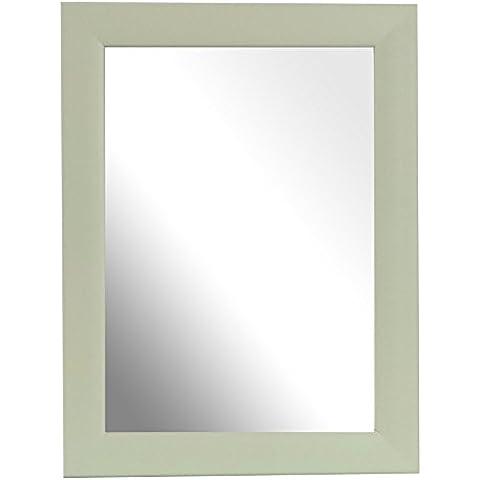 Inov 8 DTMF Hegr-75 marco tradicional de vidrio espejo, 18 x 13 cm, paquete de 4 Patrimonio, verde