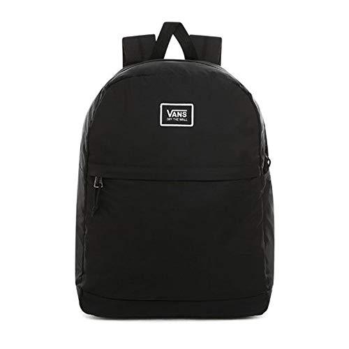 Vans Pep Squad Backpack, Glossy Black VN0A3B47L3W