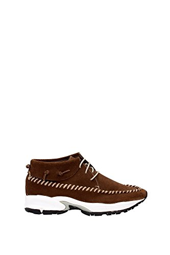 TIMMUCR02 Philippe Model Sneakers Homme Chamois Marron clair Marron Clair