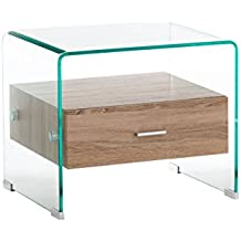 Amazon.it: comodini vetro