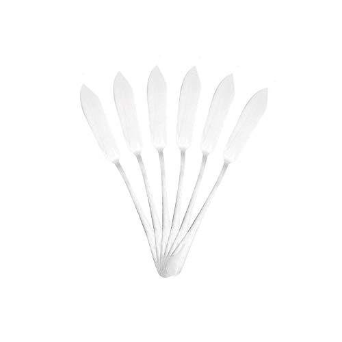Mr. Spoon 6 Palas de Pescado Acero INOX. 21 x 2,2 cm (Colección Minimal)