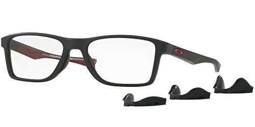 Ray-Ban Unisex-Erwachsene Fin Box Brillengestelle, Grau (Gris), 53