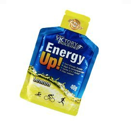 Victory Endurance Gel Energy Up 12 x 40 g citron