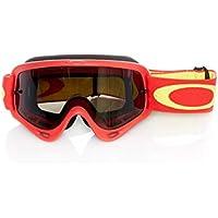 ad0e91a7a8 Oakley Gafas Mx Frame Rojo-Amarillo-Dark Gris (Default, Rojo)