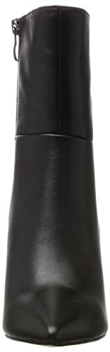 Black Schwarz 25300 Caprice Nappa Stiefel Damen qIwRROx1C