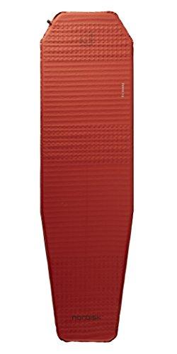 Nordisk Vanna 2.5Self. Infl. Mat Gymnastikmatte, Rot (Burnt Red), L