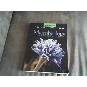 Microbiology: An Introduction, Brief Edition by Gerard J. Tortora (2005-08-02) par Gerard J. Tortora;Berdell R. Funke;Christine L. Case