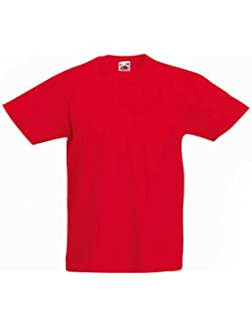 Fruit of the Loom Value T - Camiseta Niñas
