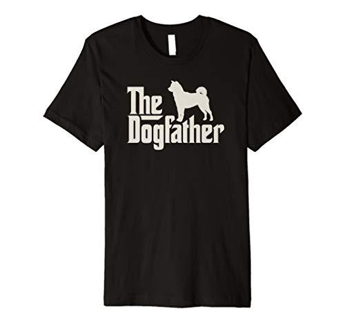 The Dogfather Shiba Inu Hundepapa Shirt -