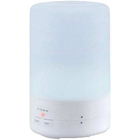 180 ml Aromaterapia Olio Essenziale Diffusore ad Ultrasuoni Nebbia Fresca