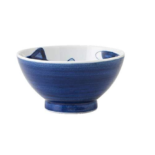 Yamani Pottery 36190021 Bol japonais en céramique Motif écaille de tortue Fait main du Japon 11,5 cm
