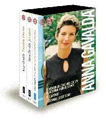 Livre occasion Anna Gavalda Coffret 3 volumes : Je voudrais que quelqu'un m'attende quelque part ; Je l'aimais ; Ensemble, c'est tout