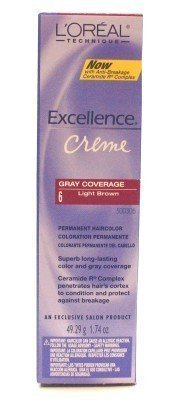 loreal-excellence-creme-color-6-light-brown-174-oz-case-of-6-by-loreal-paris-by-loreal-paris