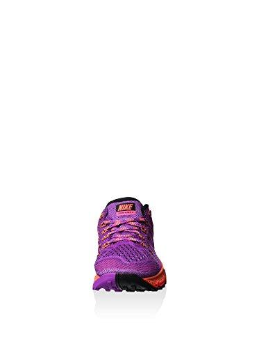 Nike W Air Zoom Terra Kiger 3, Scarpe da Corsa Donna Viola (Hyper Violett/total Crimson/laser Orange/schwarz)