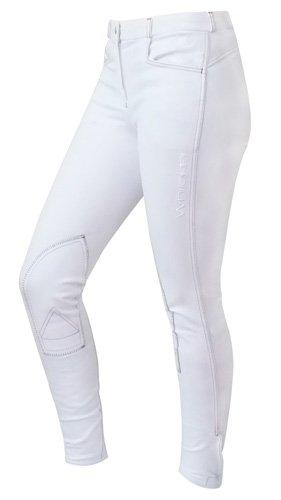 john-whitaker-ifb-pantaloni-alla-cavallerizza-effetto-scamosciato-da-donna-bianco-bianco-32-pollici