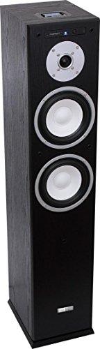 Madison MAD-CENTER160BK Impianto audio cassa attiva, nero