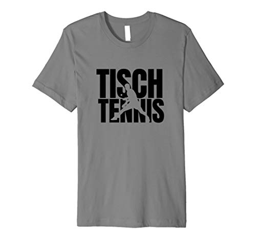 Preisvergleich Produktbild Tischtennis Ping Pong Spieler Club Vereins tshirt