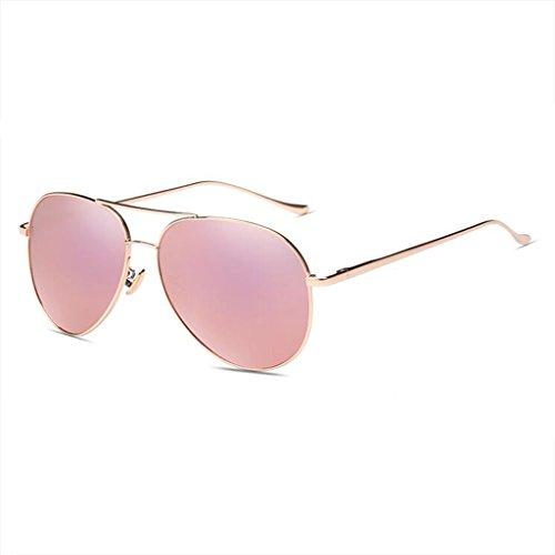 0644793c89 WLHW Gafas de sol Hombres Mujeres Polarized Driving Decoration Protección  UV UVA UVB Bright Film Retro